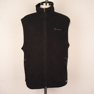 PATAGONIA Synchilla Fleece Mens XL Black Vest